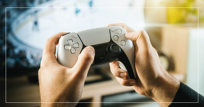 Online-Gaming Controller